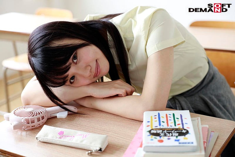涼しい顔してびしょ濡れおめこ 斎藤まりな SOD専属AVデビュー