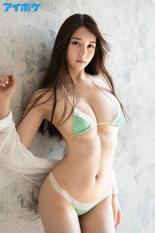FIRST IMPRESSION 147 8頭身本物グラビアAVデビュー解禁!! 白峰ミウ