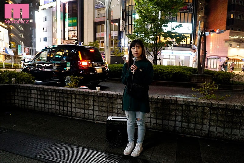 身長145cm敏感シンガー 引きこもりで人見知りだけど、夢は歌手!SNSでちょっぴり話題の女性シンガー顔出し志願イキまくりAVデビュー 桜木なえ