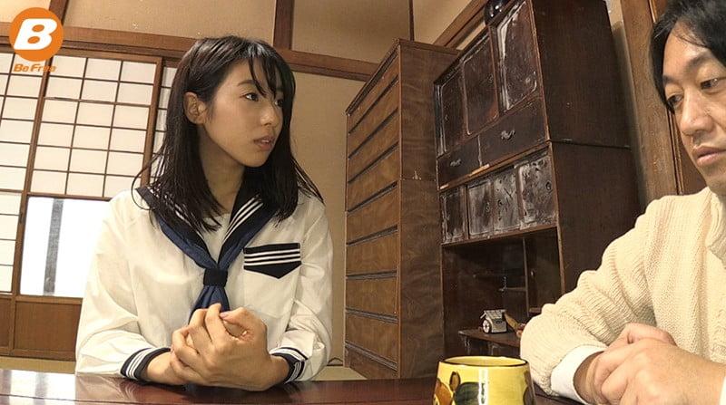 制服美少女と変態オイルマッサージ師 七嶋十愛